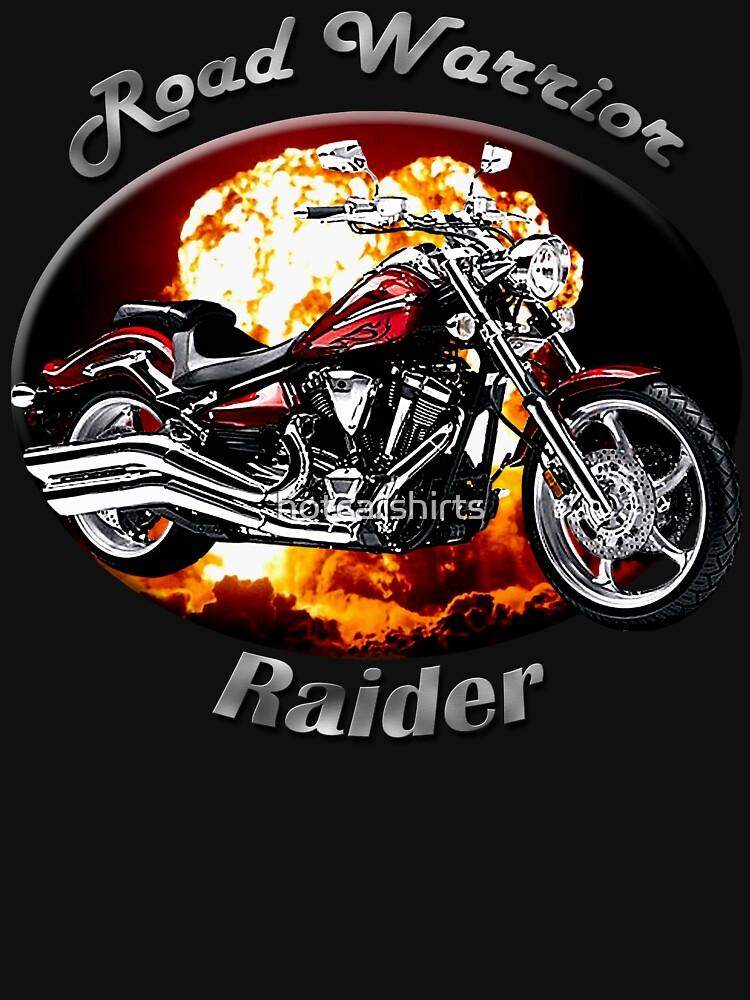 Yamaha Raider Road Warrior by hotcarshirts
