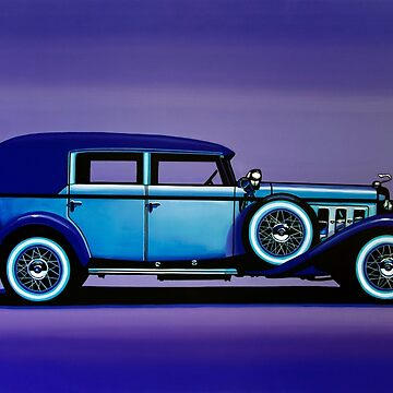 Cadillac V16 Painting by PaulMeijering