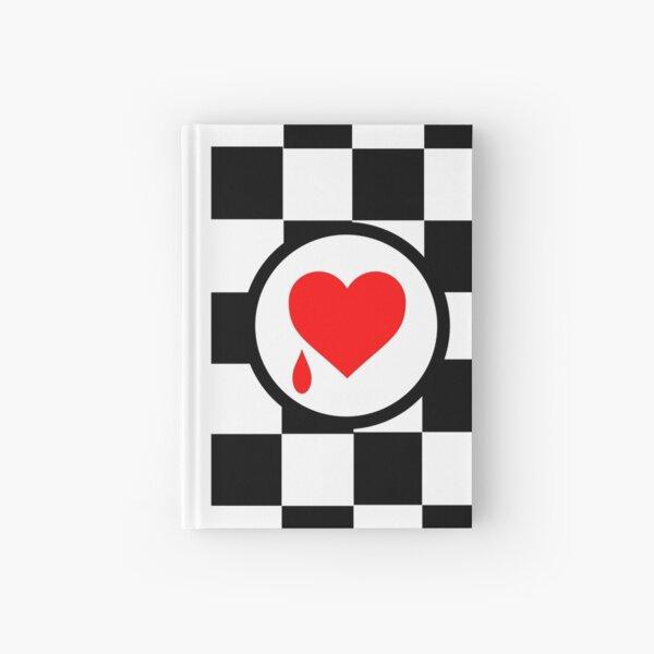 Lamenters Symbol Checkerboard Hardcover Journal