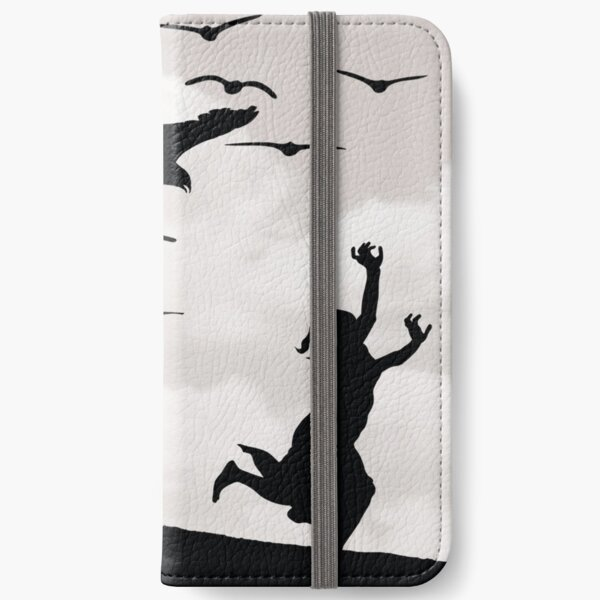 The Birds - Alfred Hitchcock iPhone Wallet