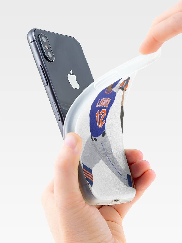 Alternate view of Francisco Lindor iPhone Case & Cover