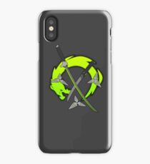The Dragon Becomes Me iPhone Case