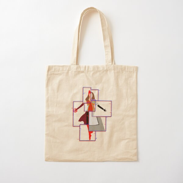 The Many Styles of Wanda Cotton Tote Bag