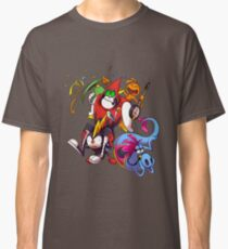 Wander Over Yonder main four Classic T-Shirt