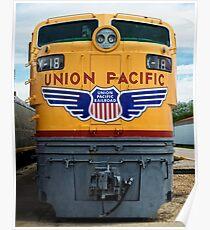 Union Pacific Railroad Poster