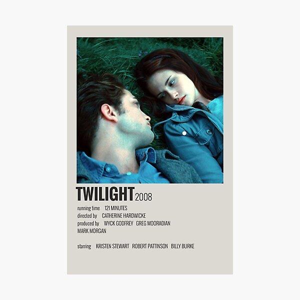 Twilight movie Photographic Print