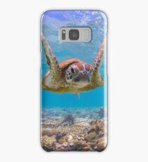 Joyful turtle Samsung Galaxy Case/Skin