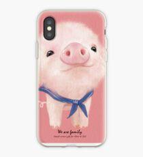 best service f8d6c 8c4b8 Pig iPhone cases & covers for XS/XS Max, XR, X, 8/8 Plus, 7/7 Plus ...
