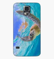 Elated turtle Case/Skin for Samsung Galaxy