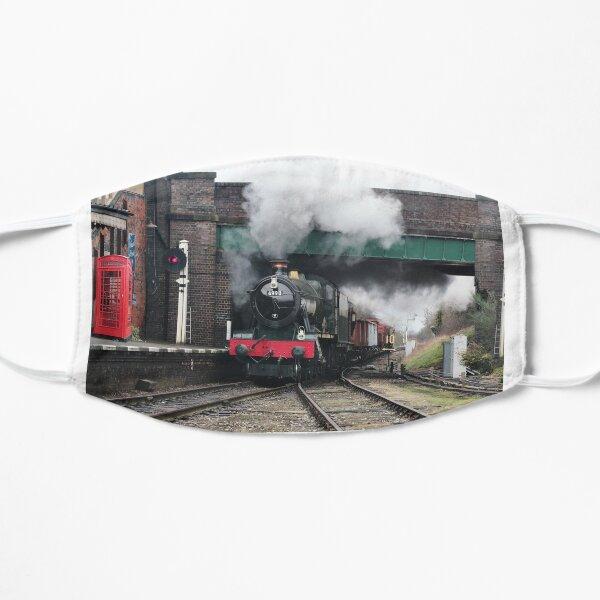 Vintage Steam Railway Train number 6990  Mask