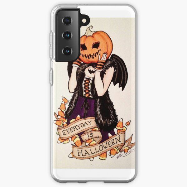 Every Day is Halloween Samsung Galaxy Soft Case