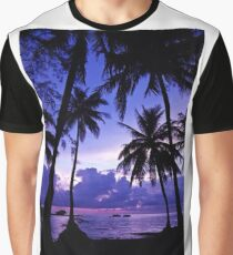 plam trees Graphic T-Shirt