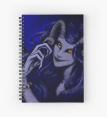 Daemon Spiral Notebook