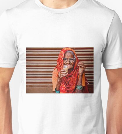 A Lady and her Chai T-Shirt