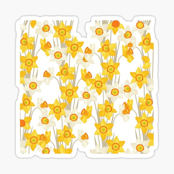 Spring Sunflower's Sticker