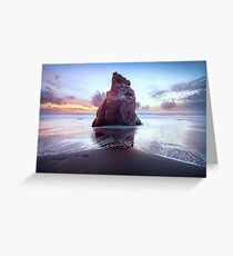 Awhitu - Auckland - New Zealand Greeting Card