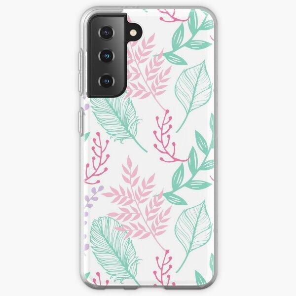 Spring Garden Samsung Galaxy Soft Case
