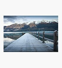 Glenorchy - New Zealand Photographic Print