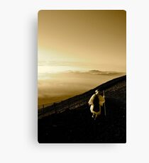 Japanese Pilgrimage Canvas Print