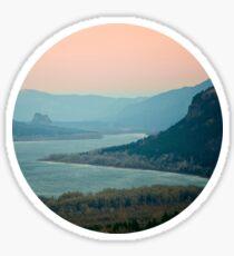 Columbia Gorge Sticker