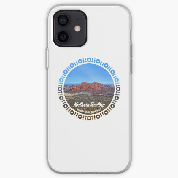 Kata Tjuta, Northern Territory Australia also known as the Olgas iPhone Soft Case