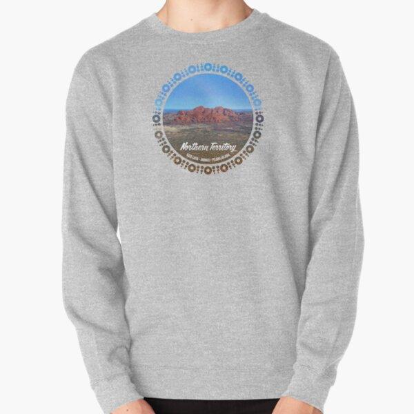 Kata Tjuta, Northern Territory Australia also known as the Olgas Pullover Sweatshirt