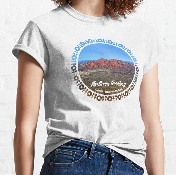 Kata Tjuta, Northern Territory Australia also known as the Olgas Classic T-Shirt