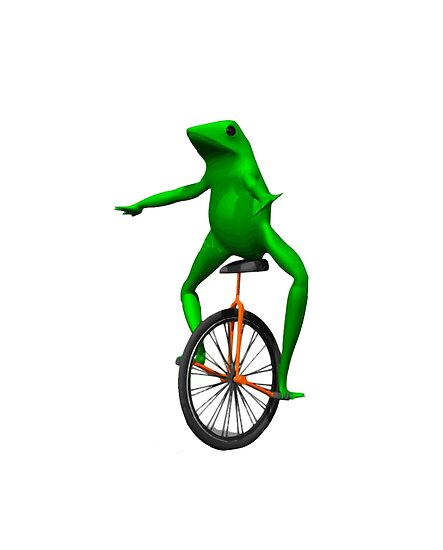 Quot Dat Boi High Resolution Quot Poster By Flashman Redbubble