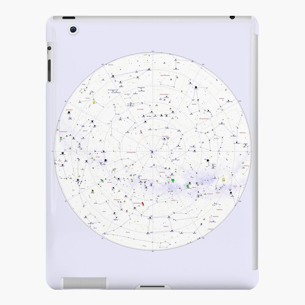 Constellation Map, mwo,x1000,ipad_2_snap-pad,1000x1000,f8f8f8