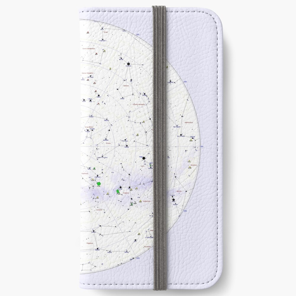 Constellation Map, wallet,1000x,iphone_6s_wallet-pad,1000x1000,f8f8f8