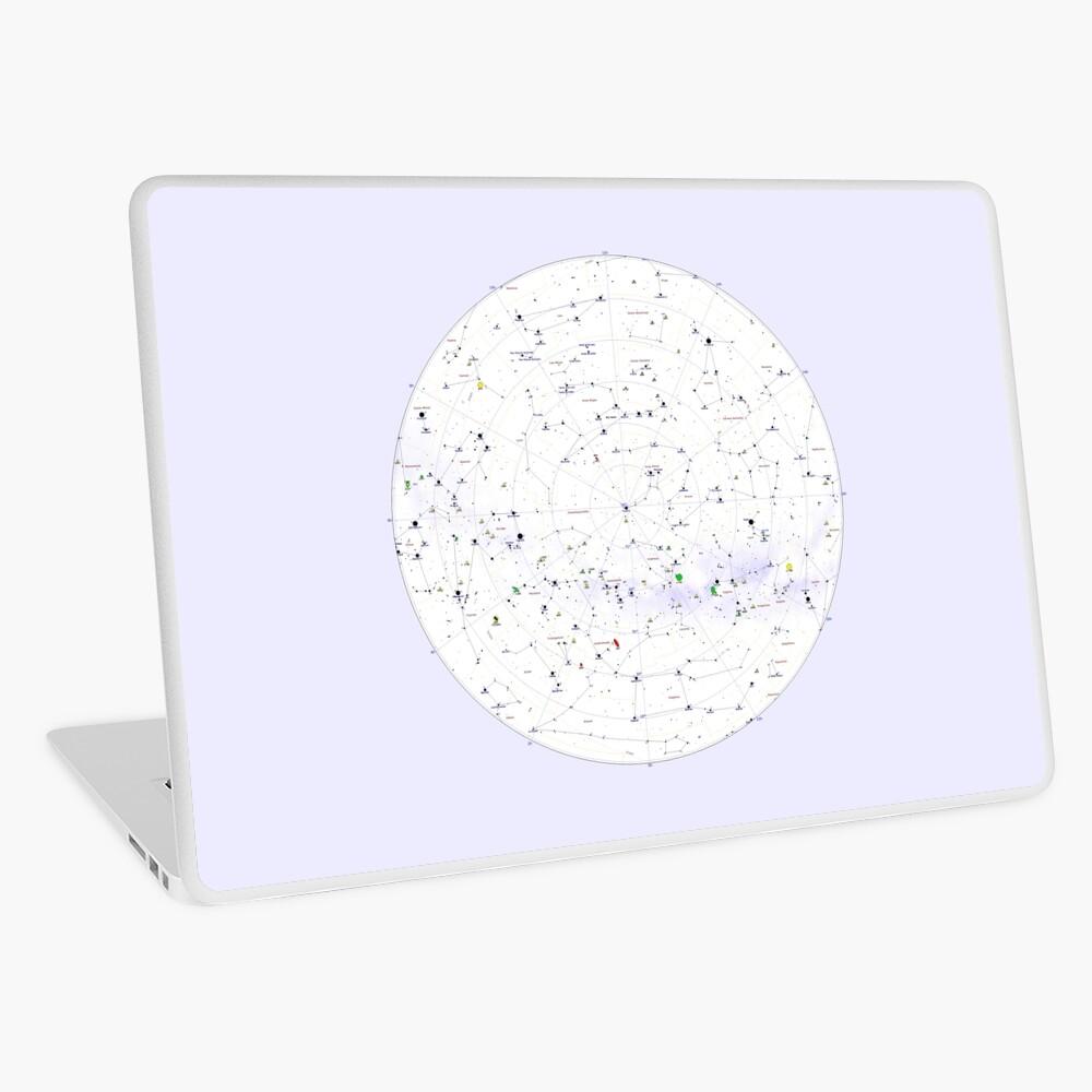 Constellation Map, pd,x750,macbook_air_13-pad,1000x1000,f8f8f8