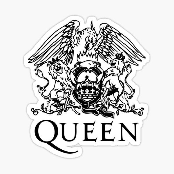 Banda de la reina Pegatina