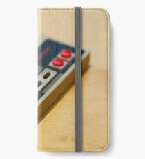 NES Controller iPhone Wallet/Case/Skin