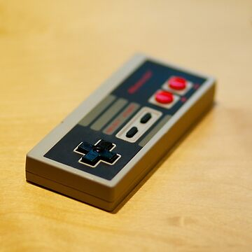 NES Controller by iacon