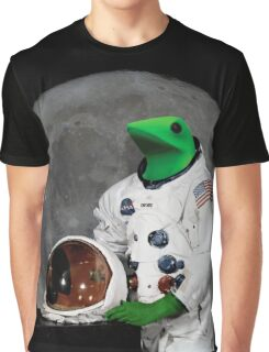 Dat Boi Astronaut Graphic T-Shirt