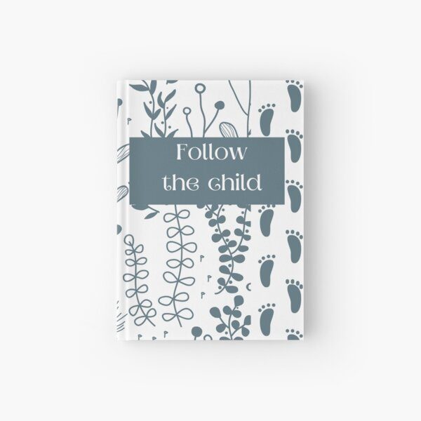 Follow the child new Hardcover Journal