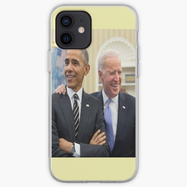 Biden Obama iPhone Soft Case