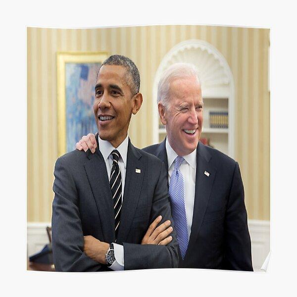 Biden Obama Poster