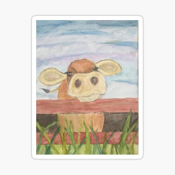 Cows  Sticker