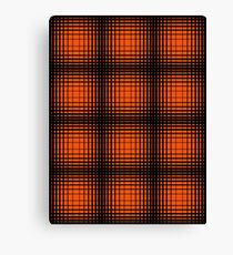 Girder Grid #1 Canvas Print