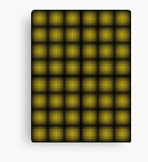 Girder Grid #2 Canvas Print