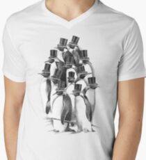 A Gathering of Gentlemen Men's V-Neck T-Shirt