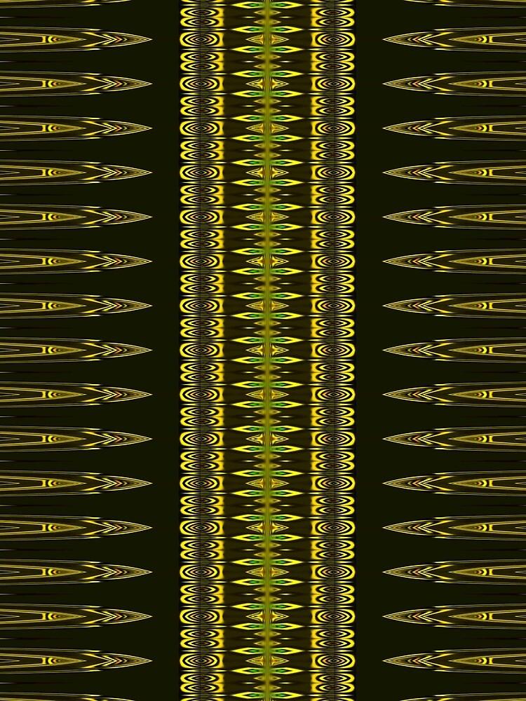 Golden Decor Crochet by vkdezine