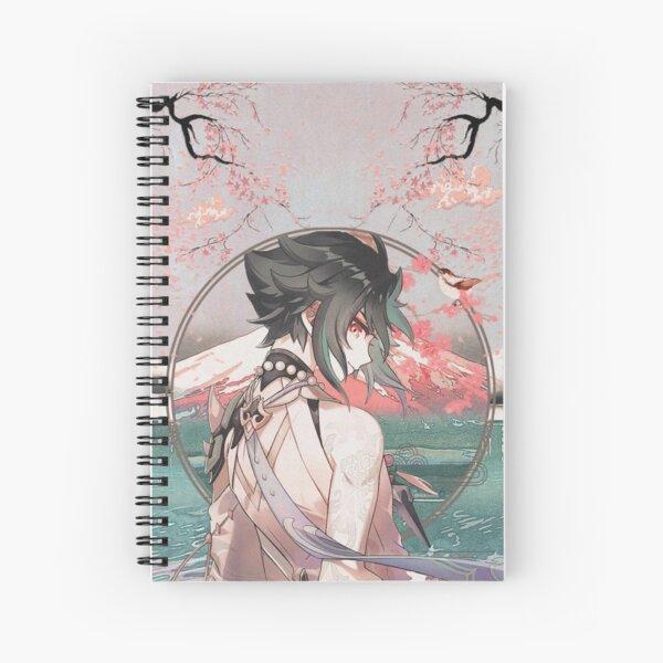 Xiao  Spiral Notebook