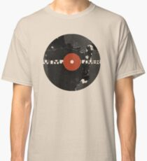Vinyl Records Lover - Grunge Vinyl Record Classic T-Shirt