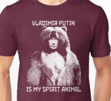 Putin is my spirit animal Unisex T-Shirt