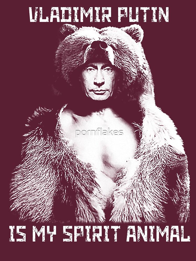 Putin is my spirit animal | Unisex T-Shirt