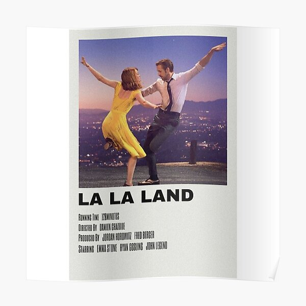 Lalaland. Póster