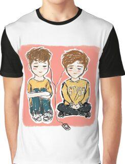 yellow. Graphic T-Shirt