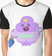 LUMPY SPACE PRINCESS SQUEEZ-E-MART Graphic T-Shirt